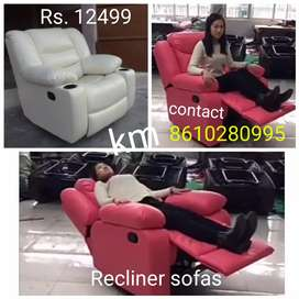 Recliner sofa set brand new excellent quality