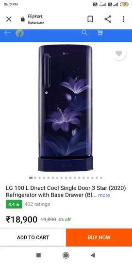 Brend new lg fridges h bilkul new h