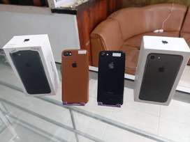 Iphone 7 128gb Black Fulset ORI MaNtab Hrg pas/net ya berGrnsi 2hri