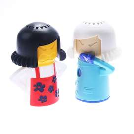 Microwave Oven Steam Cleaner Tool Angry Mama