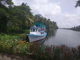 Water front land available for sale at chilavannoor