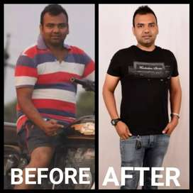 WEIGHT LOSS 5 KG PER MONTH
