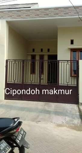 Rumah Cantik didalam komplek Cipondoh makmur Poris dekat Jakarta.