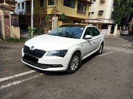 Skoda Superb Laurin and Klement 2.0, 2017, Diesel