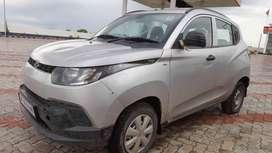 Mahindra KUV 100 2016-2017 mFALCON D75 K2, 2016, Diesel