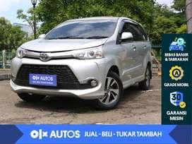 [OLXAutos] Toyota Avanza 1.5 Veloz A/T 2016 Silver