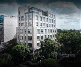 Disewakan ruang kantor di Plaza Timor area Jakarta Pusat