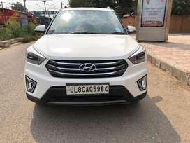Hyundai Creta 1.6 SX Plus, 2017, Petrol