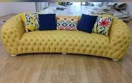 Sofa chesterfield premium bs request warna