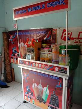 Paketan Bisnis Ice BUBBLE DRINK Siap Jualan