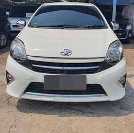 For Sale Toyota Agya G Matic Putih Tahun 2015 Istimewaa