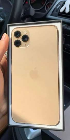 Iphone 11 pro max 512 GB available