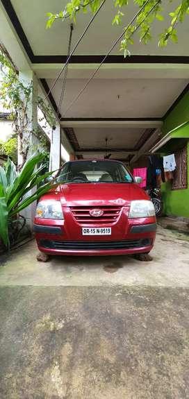 Hyundai Santro Xing LPG Petrol Good Condition