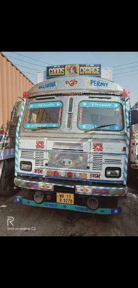 Good running Tata 2518 truck BS-3