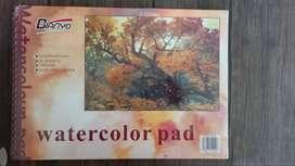 Buku Lukis Watercolor Pad A3