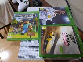 XBox One S 500 GB almost New Like 10/10
