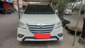 Kijang innova 2014 type g luxury