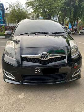 YARIS S LIMITED MATIC ,2009, BK