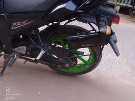 Good condition, modified bike