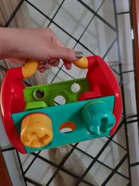 Mainan motorik anak