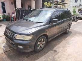 Dijual Mitsubishi Grandis 2001