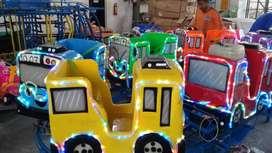 ERV 01 mainan usaha kereta panggung kincir komedi safari