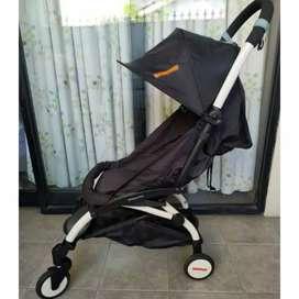 Kiddopotamus Stroller Preloved