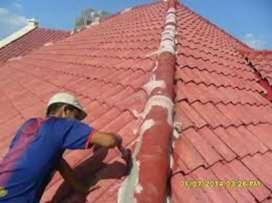 Spesialis Bocoran atap,dak,talang,saluran,renovasi rumah,cat,keramik