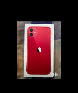 Iphone 11 128 gb sealed box