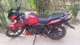 Apache rtr 160 new model...
