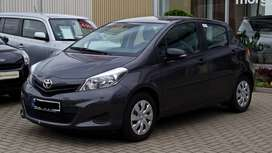 TOYOTA VITZ:Special offer just 20% downpayment & get ur car..