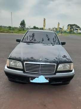 Mercedes benz C240 AT (2000) 2.4 ANTIK