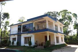 Farm house with one acre of coffee estate