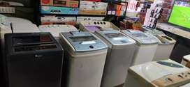 All brands used washing machines for sale at aluva