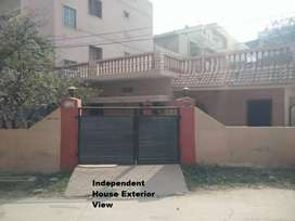 Independent House,  Close to Markets,  Education,  Hospital