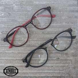 Frame Kacamata Tangkai Pegas Unisex - Citraksa 04
