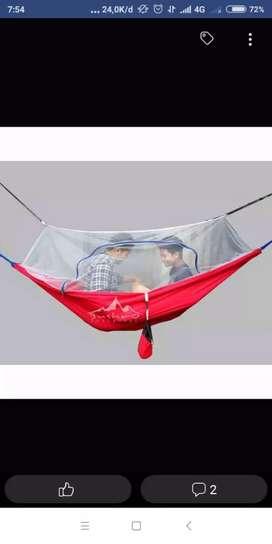 Hammok parasut kelambu