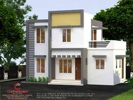 2 bhk villas for sale at chandranagar