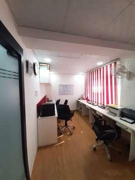 I cabin 5 workstation