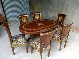 kursi makan meja kekinian