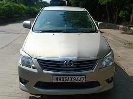 Toyota Innova 2.5 GX 7 STR BS-IV, 2012, Diesel