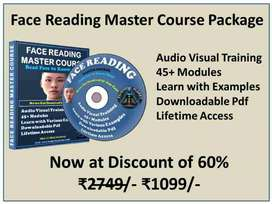 Face Reading Master Video Course
