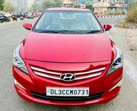 Hyundai Fluidic Verna 1.6 VTVT S, 2015, Petrol