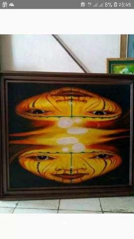 Lukisan mata simetris