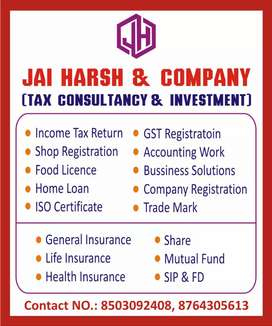 JAI HARSH AND COMPANY