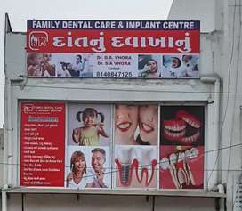 A Female Receptionist Cum Assistant Required For A Dental Clinic..