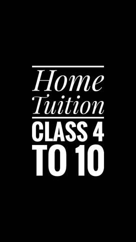 Need home tutor?