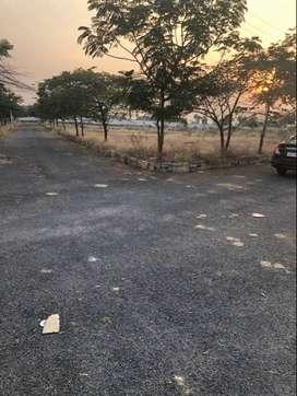 sagar highway in 2kms; HMDA open plots @mangalpally; 100ft road facing