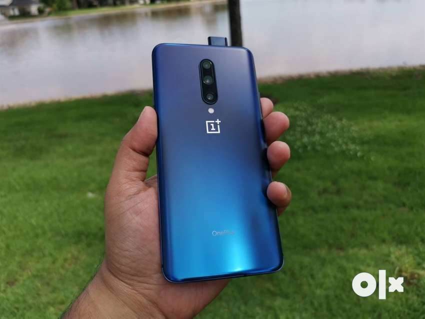 One Plus 7 pro is on sale and in very good condition.  Brand warranty 0