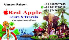 Red apple Tours & Travels